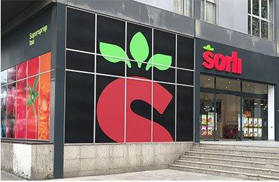 Supermercats Sorli