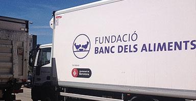 Col·laboració Banc Aliments