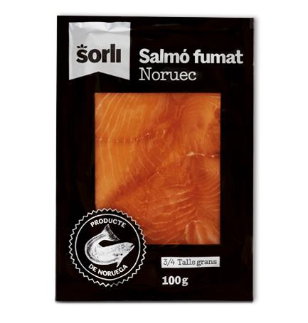 Salmó Sorli
