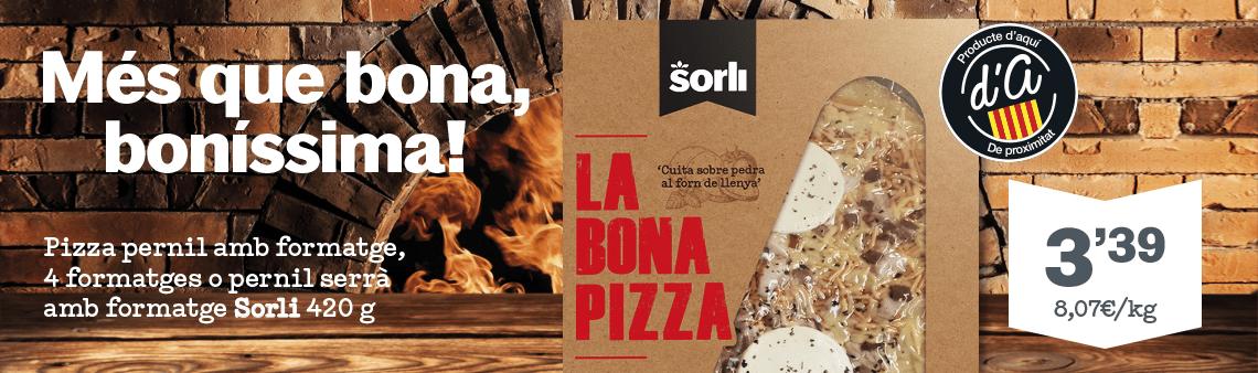 Pizzes Sorli