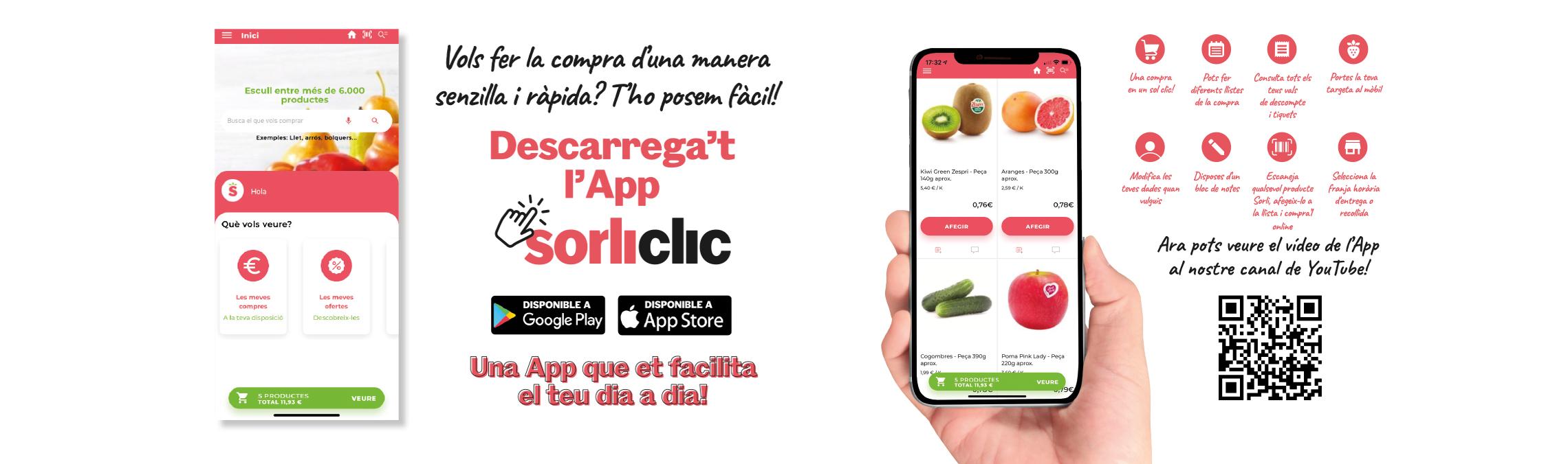 App Sorliclic